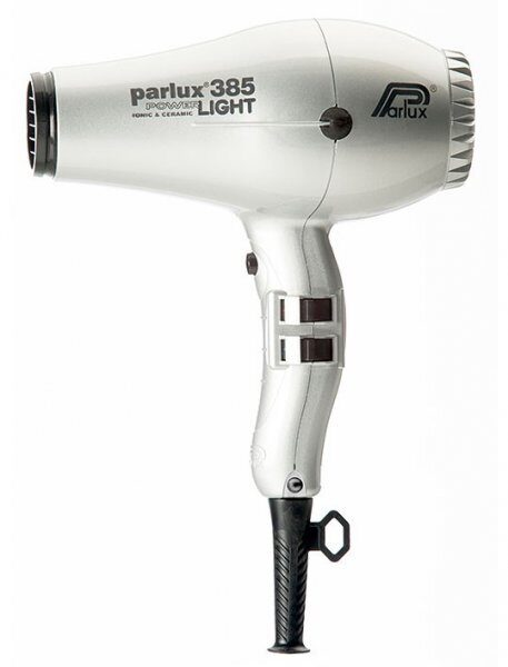 Фен Parlux 385 I&C POWER LIGHT серебро.